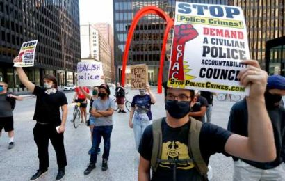 Chicago groups ask judge to block Trump from sending federal agents to combat crime