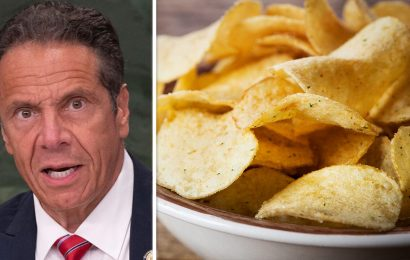 'Cuomo Chip' loophole crumbles: NY now wants 'substantial food' sold with booze