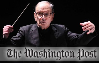 Washington Post mocked for tweet saying Ennio Morricone wrote 'ah-ee-ah-ee-ah' theme of 'The Good, the Bad and the Ugly'