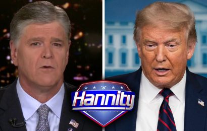 Hannity to interview Trump on coronavirus response, crime in American cities