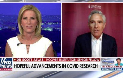 Dr. Atlas: Coronavirus lockdowns as eradicators are a 'complete misconception'