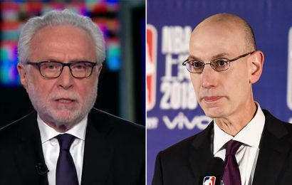 CNN's Wolf Blitzer avoids mentioning China during lengthy interview with NBA commissioner