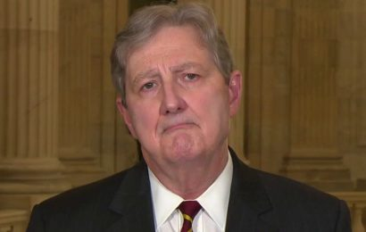 Sen. John Kennedy says Barr hearing triggered his gag reflex: Dems upset 'he's out of their control'