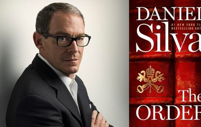 Daniel Silva finished Vatican thriller 'The Order' during pandemic with 'an extremely heavy heart,' he says