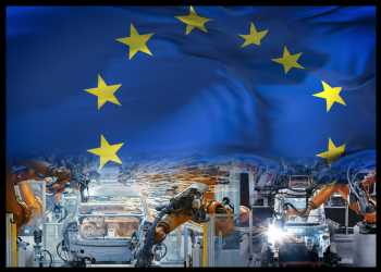 Severe Downturn In Eurozone Manufacturing Eases