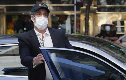 Michael Cohen released from prison, returning to home confinement in NYC apartment
