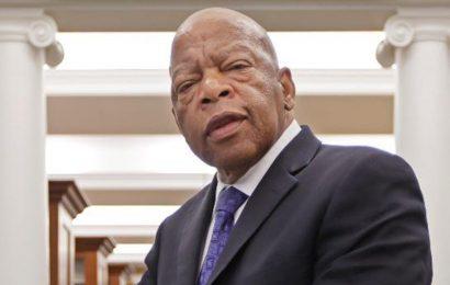 Rep. John Lewis' body carried across Selma's Edmund Pettus Bridge in Alabama tributes