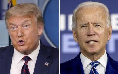 Group is quietly planning for what happens if Trump-Biden election is contested