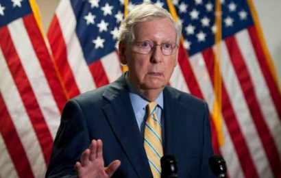 McConnell suggests Dems are trying to 'sabotage' the next coronavirus bill