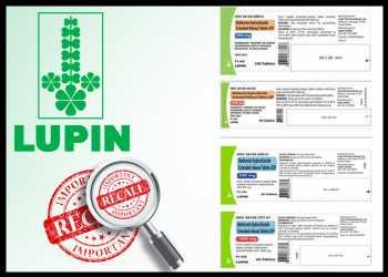 Lupin Pharma Recalls Diabetes Drug Metformin