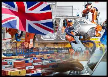 UK Economy Recovers Slowly In May