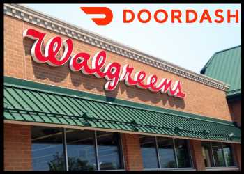 On-demand Delivery From Walgreens Through The DoorDash App, Website