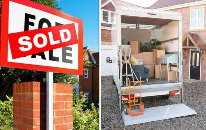 Property news: Home removals soar by 50 percent as homeowners seek more space