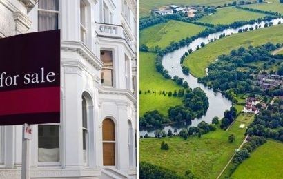 Property news: Most popular villages to live in the UK as movers escape city life