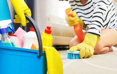 Carpet cleaning: Mrs Hinch fan shares how to freshen up carpets by simply using a fork