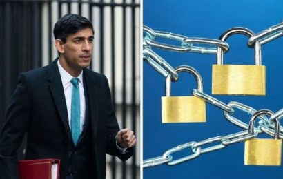 State pension UK: Rishi Sunak urged to make 'temporary adjustments' to triple lock rules