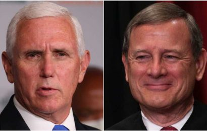 Mike Pence: Supreme Court Chief John Roberts Is A 'Disappointment To Conservatives'