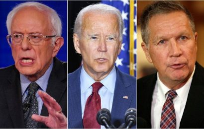 From Sanders To Kasich: Joe Biden's Giant And Potentially Fragile Anti-Trump Coalition