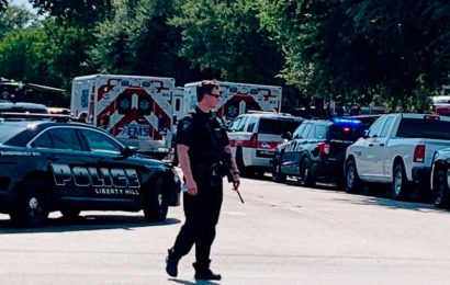 3 Texas Cops Shot After Responding To Call At Home