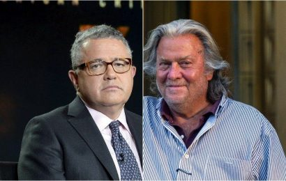 Jeffrey Toobin Explains What's So Revealing About Steve Bannon's Arrest