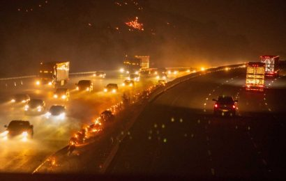 California's 2 Emergencies: How To Shelter People Fleeing Wildfires In A Pandemic