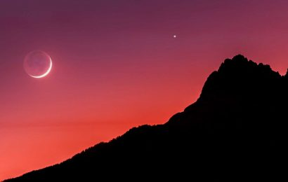 You can see VENUS at 'peak brightness' with naked eye this week easily – here's how