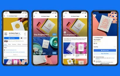Facebook launches new VIRTUAL shop that lets you buy anything online – just like Amazon