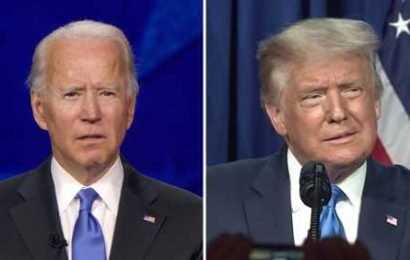 Joe Biden Tramples Donald Trump's Big RNC Night On Day Of Constant Counterprogramming