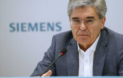 China has managed to recover 'very, very quickly,' Siemens CEO says
