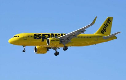 Spirit Airlines, pilots reach agreement to avoid 600 furloughs