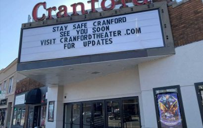 New Jersey permitted to reopen theaters Friday, but few may be able to do so by the holiday weekend