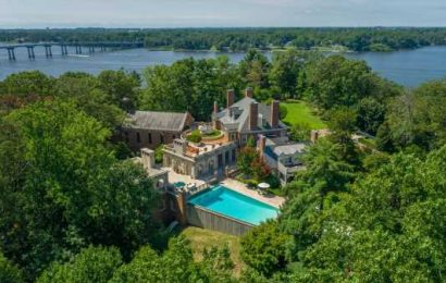 A $25 Million Mansion With Secret Tunnels and aChapel