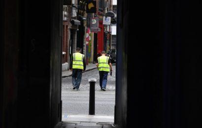 Irish Tighten Virus Curbs After 'Appalling' Bar Scene, Food Woes