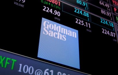 Goldman Boosts S&P 500 Target by 20% as Strategists Catch Up