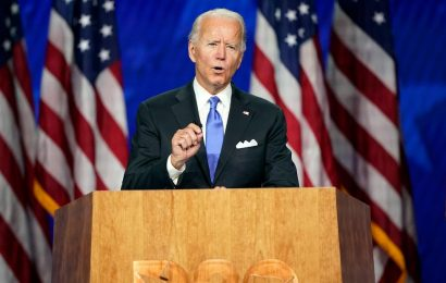 Biden reveals the first thing he would do as president
