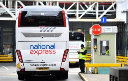 National Express shares fall as firm warns Covid-19 recovery will be slow