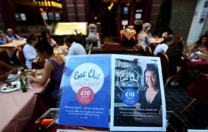 Eat out to help out scheme to be extended by some restaurants