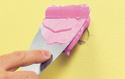 How to repair a hole in drywall in a few simple steps — and the tools you need to do it