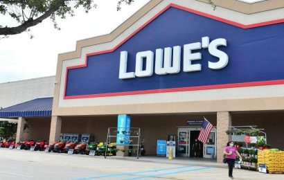 A Lowe's customer filed a $20 million suit against the home improvement retailer after an anti-mask shopper allegedly flouted the store's facial covering rules and spat in his face