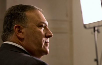Pompeo's RNC speech was a scary preview of what 'America First' looks like after Trump