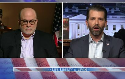Donald Trump Jr. hits Biden's health, mental acuity: Can he 'wake up at 3:00 am to take a phone call?'