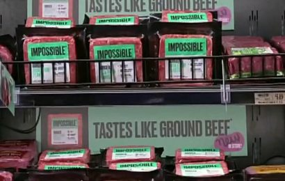 Athleta CEO joins Impossible Foods board as it expands retail