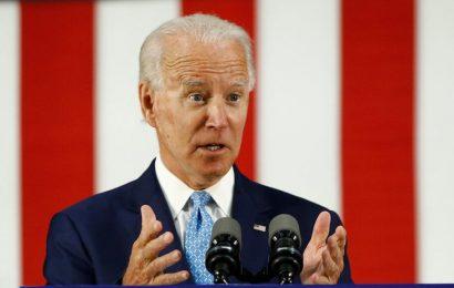 Biden raises eyebrows with remark contrasting African American, Latino diversity