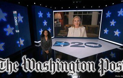 Washington Post critic calls Dem convention 'award-worthy television'