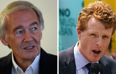 Markey builds leads in hotly contested Senate primary with Kennedy: polls