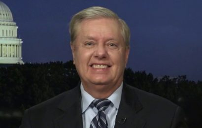 Lindsey Graham on stimulus package delays: 'Dems hate Trump more than they want to help families'