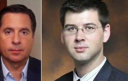 Rep. Nunes on former FBI lawyer Clinesmith's guilty plea in Durham probe: 'This is a good first step'