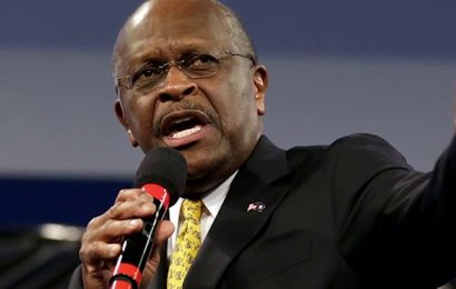 DNC Chairman Perez says 'ask the family of Herman Cain' on safety of in-person Trump events