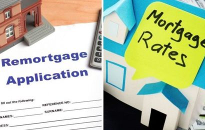 Mortgage: 2 and 5 year fixed rate deal differences at 10 year low – should you remortgage?