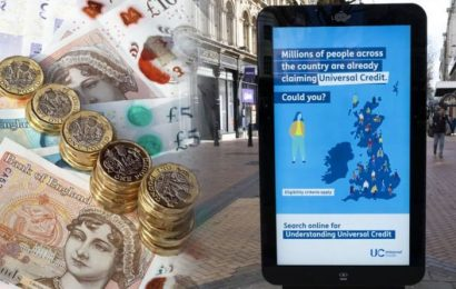 Universal Credit changes: Are you eligible for Universal Credit top-up from October?
